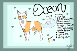 Ocean Reference ++ by Chocukat