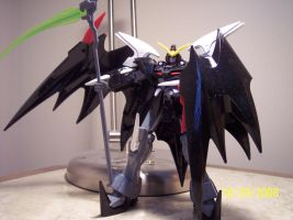 Gundam Deathscythe Hell Custom by VirgoT
