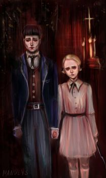 Credence and Modesty by manulys