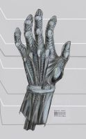 Artiforg Bionic Left Hand by Ronron84