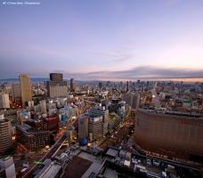 Namba City by Gaisano