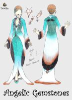 Fashion comp - 2 angelic gems by firedancer-clothes