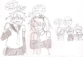 Vocaloid APH crossover by YayImBored