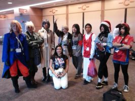 Hetalia Cosplayers and me~!!!! X3 by EuroPrincess