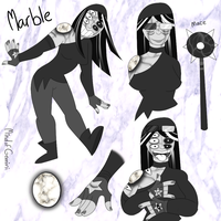 Gemsona - Marble by blinkpen