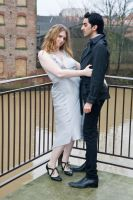 Silver couple stock 18 by Random-Acts-Stock