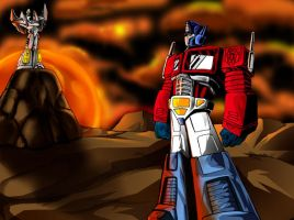 Transformers Vs GoBots: Ch 9B by Giga-Leo