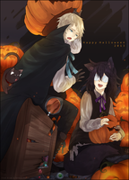 Halloween 2013 by Akitozan