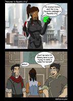 Welcome to Republic City by Pugthug
