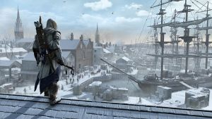 Assassin's Creed III by Razfe