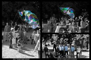 BUBBLES in DEMOCRACY by Wess4u