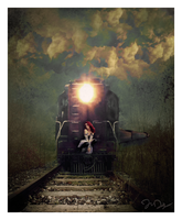 All Aboard the Crazy Train by nine9nine9