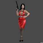 DRAKE Dress (Download Available) by RECBDRAKEplz