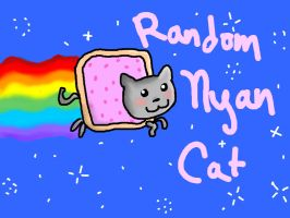 Nyan Cat by Girlyx100