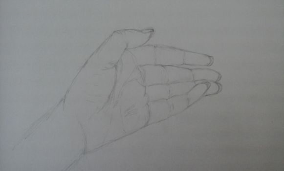 WIP Ugly Hand by CheshireRabbit98
