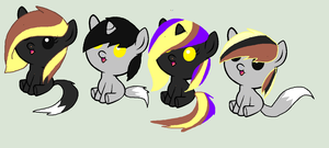 Drew and Trina's kids. by kim-306