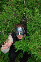 Medival - Hiding In Bushes 2 by fervalosious-stock