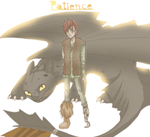 Patience by ASAMESHII