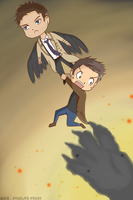 SPN - Rising From Perdition by starlite-decay