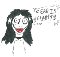 Fear Is a Funny Thing... by Alanna-MacKenzie