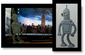 Bender by Ayanami-The-Nuff
