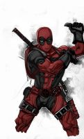 DeadPool by Trouble-Gum
