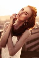 Roof Scenery (4) by milkloveshoney