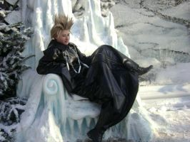 Relaxed breeze Demyx by ElynneCostumes