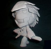 Raiden, Little Big Planet by AlejandroSandoval