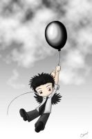 050310 - Black Balloon by oniseraph