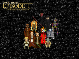 The Phantom Menace by Winter-Phantom