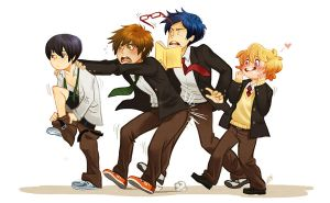 Free! by OlayaValle