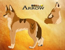 *RH* Arrow Character Sheet by CrazyRodeoGirl