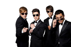 Big time rush PNG by bigtimerushArgentina