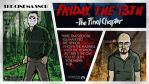 Friday the 13th The Final Chapter by ShaunTM