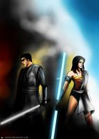 Requested: Star Wars Wonderbat Crossover by annaoi