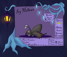 Icy Hollows Creation by Lost-Tresure