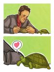 Clyde and Sherlock by pinkwater1211