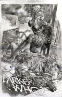 Tigra Defeats Talbos ng Kamote by wolfpact