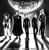 The CreatOr main cast by JutaWi