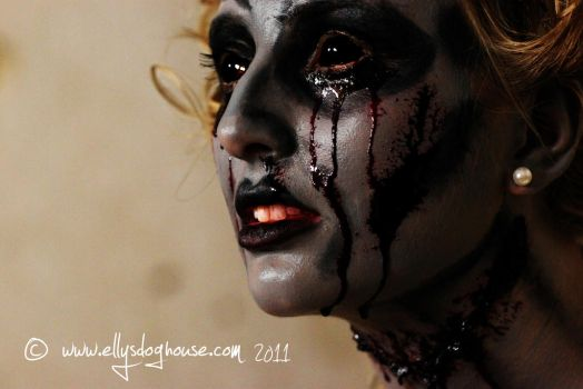 Zombie Tears by ellysdoghouse