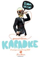 Death Karaoke by prospectus