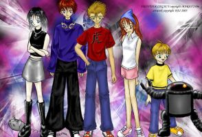 Digimon: Frontier Legacy by Kei534
