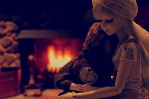 Fireplace Lullaby by Ylden