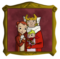 Royal Pirate Family for Nimbus by Icy-Snowflakes