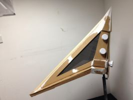 W.I.P Pyramid Head 1st layer side panels by Dax79