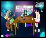 Crazy Poker Night by Ms-Seven0