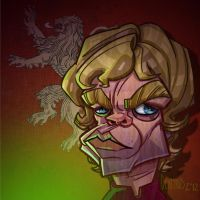 Tyrion Lannister from Casterly Rock by Dextorius