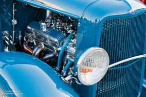 1930s Ford Custom Hotrod Truck by element321