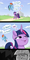 MostazaThy's A Dude by Adequality